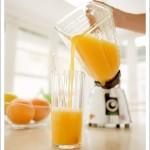 朝美人Lesson17♪フレッシュなパワーをカラダに… フレッシュ・オレンジジュース