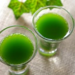 簡単ジュースレシピ/Vol.35~毎朝ジュース~「青汁パイン」