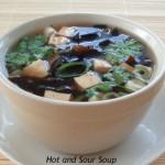 蒸し暑い朝においしい「ホット&サワースープ」