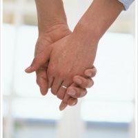 朝美人Lesson62♪パートナーと静かに手をつないでみる