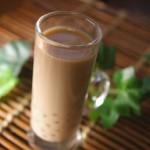簡単ジュースレシピ/Vol.73~元気アップ~「もちもちミルクティー」