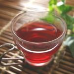簡単ジュースレシピ/Vol.74~美肌力アップ~「ルビー色のハーブティー」