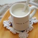 3分でできる!「ハニージンジャーミルク」~めんどくさがり屋さんの簡単あさごはん~