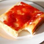 5分でできる!「ジャムバタートースト」~めんどくさがり屋さんの簡単あさごはん~