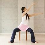 yoga meets ballet vol.2 イスバレエ(2)