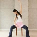 yoga meets ballet vol.1 イスバレエ(1)