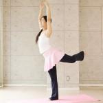 yoga meets ballet vol.7 飛行機アティチュード(バレエ編)