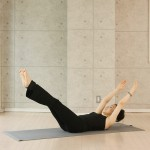 The Basic Mat Pilates vol.3 Double leg circle