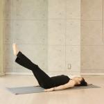 The Basic Mat Pilates vol.4 Corkscrew modification