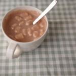 5分でできる「マシュマロココア」~簡単わくわく朝ごはん~