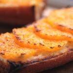 甘酸っぱく、秋の香り「サワークリーム&シナモン・オレンジトースト」