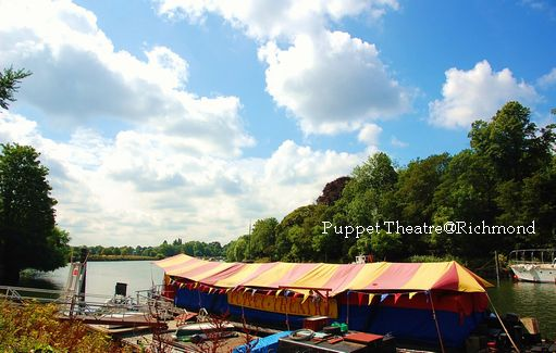 Puppet Theatre 23 July 011