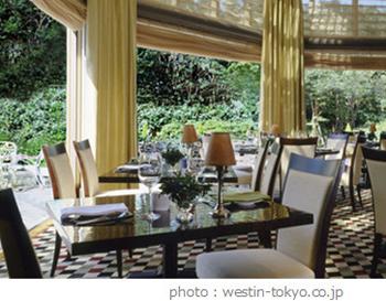 「ウェスティンホテル東京」