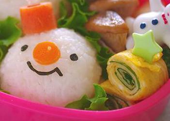 お弁当:紫蘇巻き卵