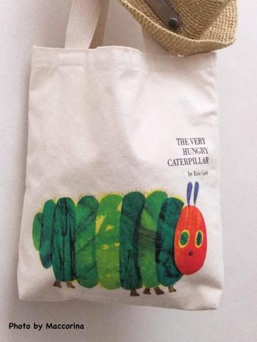 The Very Hungry Caterpillar(はらぺこあおむし)