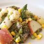 春野菜をお弁当でも楽しもう!第1弾新ジャガ、アスパラ、空豆のレシピ