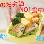 夏のお弁当作りは要注意!気を付けるべきポイントとは?