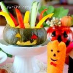 おうちハロウィンを盛り上げる、ほくほくかぼちゃレシピ