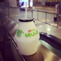 ソウルの飲み物☆Sweet Morning Delivery in Seoul