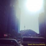ソウルの冬☆Sweet Morning Delivery in Seoul
