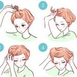 朝の3分でイメチェン!簡単かわいい前髪ヘアアレンジ