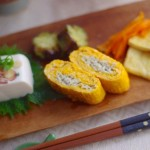 ふわふわ♪定番の卵焼きもカンタンアレンジ!