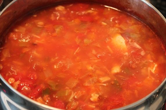 デトックススープレシピ2