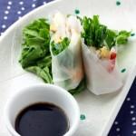 ワンハンド朝食!色鮮やかなヘルシー生春巻きレシピ5選