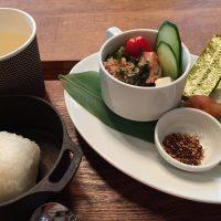 【丸の内】ご飯も美味しい超リラックス空間がオープン@ Marunouchi Cafe×WIRED CAFE 【vol.56】