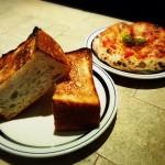 【大阪・堺筋本町の朝食】緑と朝の陽ざしが爽やかなお店でパンモーニング@ R Baker Inspired by court rosarian