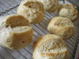 イーストいらず!超簡単☆豆乳パン