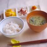 パパッと和食!さっぱり♪梅おかかで長芋の短冊