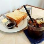 【大阪・北浜の朝食】爽やかな陽射しを浴びるカフェ@エルマーズグリーンカフェ