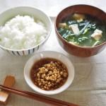 和食は究極の美容食!〇〇をプラスしたごはんで、センスのよい献立を