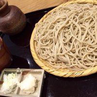 【根津】朝から本格手打ち蕎麦で、優雅な朝ごはん@鷹匠【vol.61】