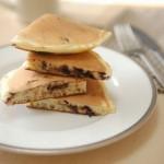 15分でできる「チョコチップパンケーキ」~簡単わくわく朝ごはん~