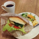 【大阪・難波の朝食】とれたて旬野菜に出会えるヘルシーカフェ@野菜直売 Green Cafe