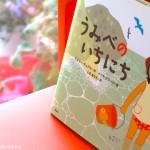 【日曜日の絵本】フランス発。夏色の絵本『うみべのいちにち』