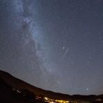 8.12〜8.13「ペルセウス座流星群」が見ごろです