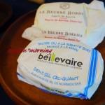 フランスバターの食べ比べ