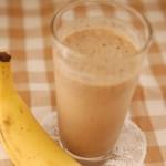 5分でできる!「バナナコーヒーシェイク」~簡単わくわく朝ごはん~