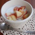 5分でできる!「りんごの簡単コンフィチュール」~簡単わくわく朝ごはん~