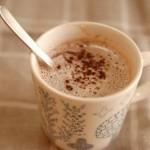 5分でできる!「ホットチョコレート」~簡単わくわく朝ごはん~