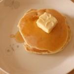 10分でできる!「バナナパンケーキ」~簡単わくわく朝ごはん~