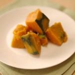 15分でできる!「かぼちゃの煮物」~簡単わくわく朝ごはん~