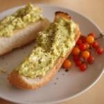 5分でできる!「アボカドエッグトースト」~簡単わくわく朝ごはん~