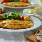 みんな大好き!週末は「カマンベールチーズのオムレツ」レシピ