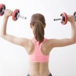 痩せるポイントは背中!背中を鍛えて代謝UP