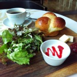 【大阪・梅田の朝食】大阪の玄関口すぐの早起きカフェ@GARB MONAQUE