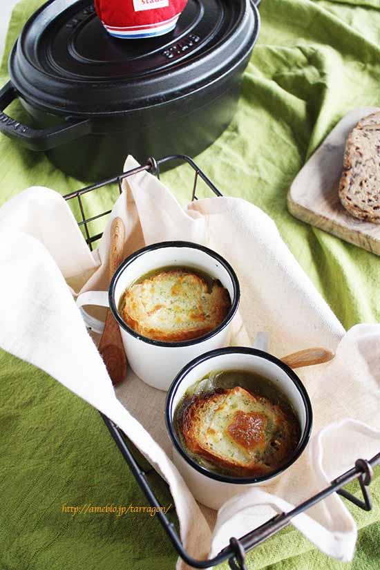 ごぼうグラタンスープ2